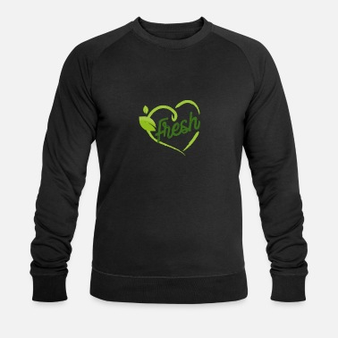 Stay Fresh Fresh - Stay fresh - Men's Organic Sweatshirt