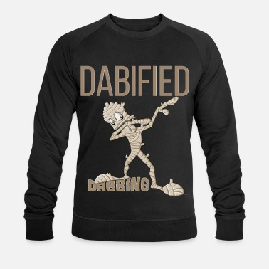 Mummy Dabified Mummy - Mannen bio sweater