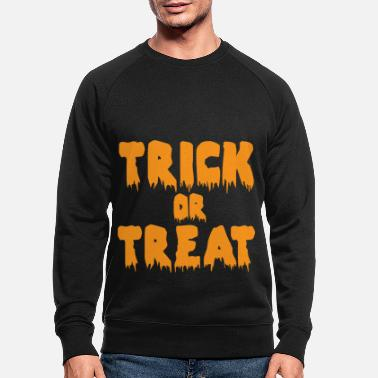 Trick Or Treat Trick or Treat - Männer Bio Pullover