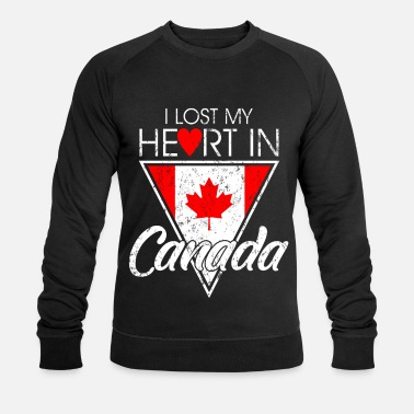 Vacation Country Canada summer vacation country home gift - Men's Organic Sweatshirt