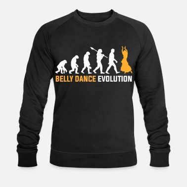 Danse Arabe Evolution de la danse du ventre - Sweat-shirt bio Homme
