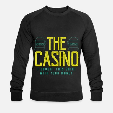 Casino Le casino - Sweat-shirt bio Homme