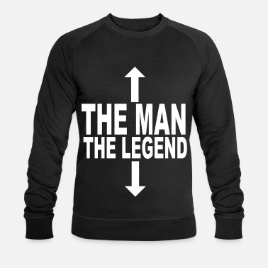 Legende L'homme la légende - Sweat-shirt bio Homme