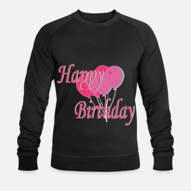 B Day B-day - Men's Organic Sweatshirt