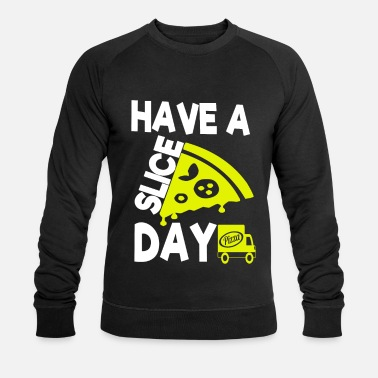 Melt Pizza pizza maker gift - Men's Organic Sweatshirt