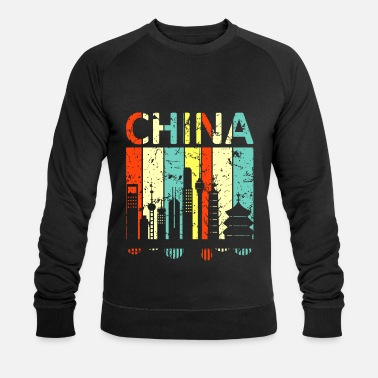 Chine Chine - Sweat-shirt bio Homme