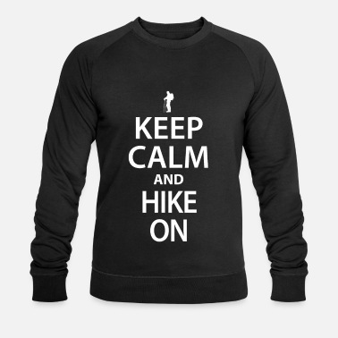 Countryside Hiking gift idea hikers - Men's Organic Sweatshirt