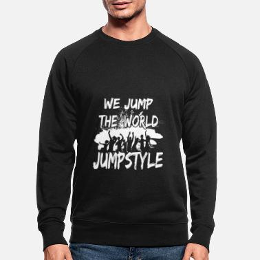Jumpstyle jumpstyle - Sweat-shirt bio Homme
