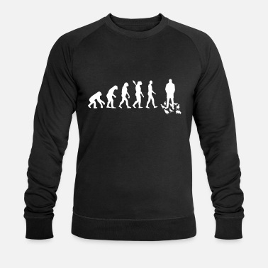 Darwin Colombe - Evolution de l'homme / Darwin - Sweat-shirt bio Homme