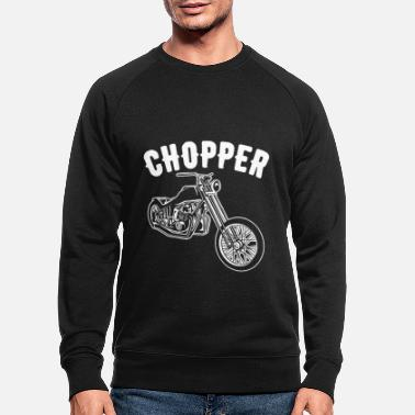 Chopper Chemise Chopper - Sweat-shirt bio Homme