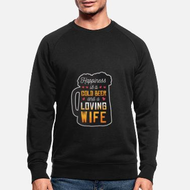 beer - Men's Organic Sweatshirt