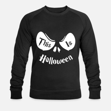 Jack C'est Halloween drôle Jack Skellington - Sweat-shirt bio Homme