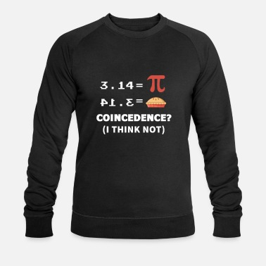 Pi Math maths pi - Sweat-shirt bio Homme