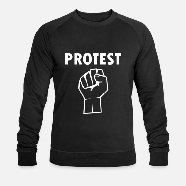 Protestations protestation - Sweat-shirt bio Homme