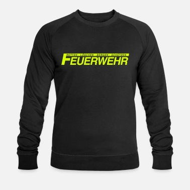 Volunteer Volunteer firefighter - Men's Organic Sweatshirt