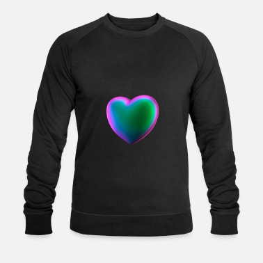 Coeur Trippy - Sweat-shirt bio Homme