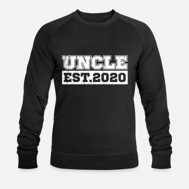 Oncle oncle - Sweat-shirt bio Homme