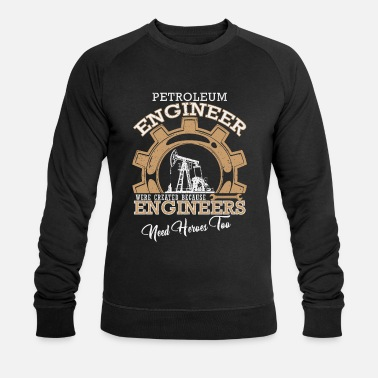 Oil Rig oil Rig - Men's Organic Sweatshirt