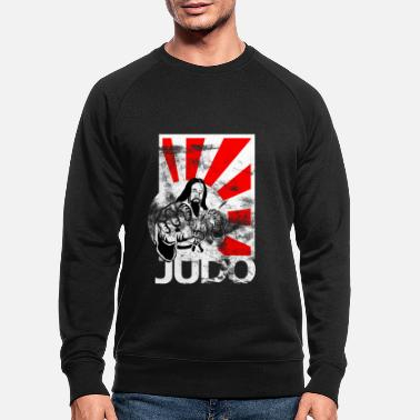 Minimum Judo Martial Arts - Mannen bio sweater