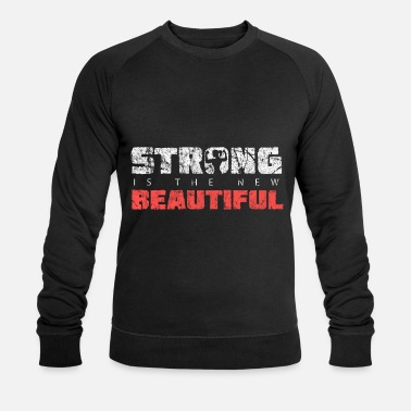 Fitness fitness - Men's Organic Sweatshirt