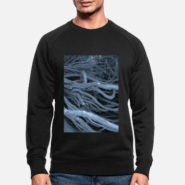 Roots root - Men's Organic Sweatshirt