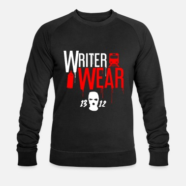 Wear Writer Wear - Mannen bio sweater