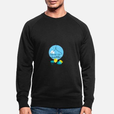 Weather Weather, Weather, Wetter - Men's Organic Sweatshirt