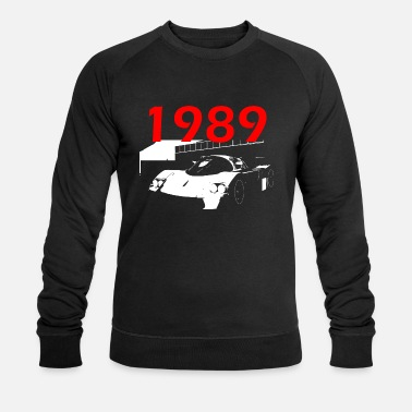 racing car 1989 - Men's Organic Sweatshirt