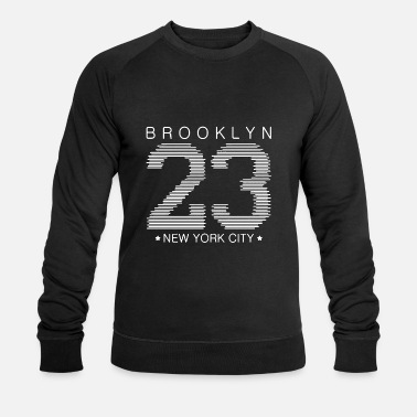 Nyc 23 - Sweat-shirt bio Homme