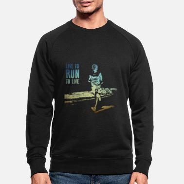Mouse Run - Men's Organic Sweatshirt