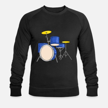 Percussion percussion - Sweat-shirt bio Homme