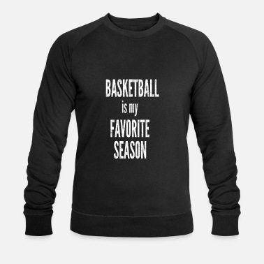 Basketball, layman, dunk, playmaker, basket throw - Men's Organic Sweatshirt
