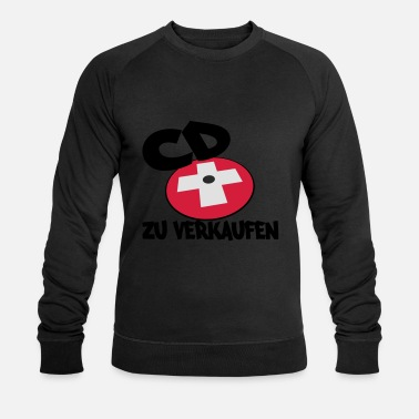 Switzerland - Men's Organic Sweatshirt
