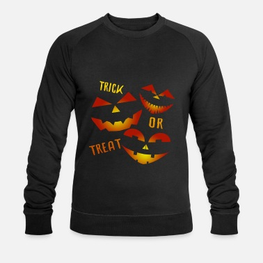 Trick Or Treat Trick or Treat Trick or treat - Men's Organic Sweatshirt