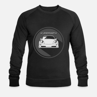Voiture De Sport Voitures Voiture Legend Oldtimer Sports Car - Sweat-shirt bio Homme