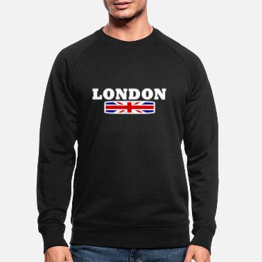 London London - Men's Organic Sweatshirt