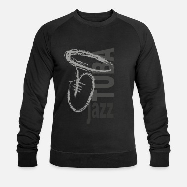 Jazz Tuba - Sweat-shirt bio Homme