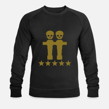 Kicker kicker - Mannen bio sweater