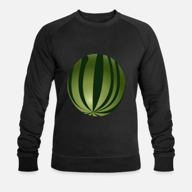 Cool melon - Men's Organic Sweatshirt