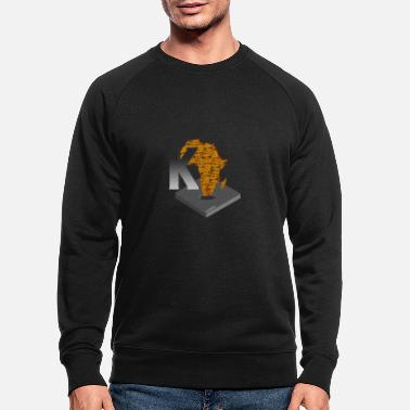 Call me by my name ! Kwabena Ghana - Tuesday. - Men's Organic Sweatshirt