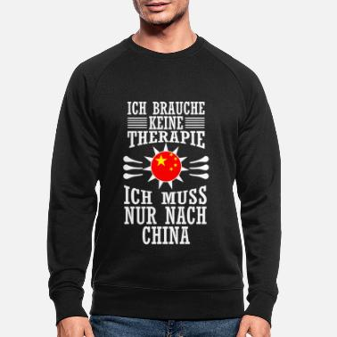 China China - Men's Organic Sweatshirt