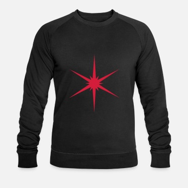 Poinsettia Poinsettia - Men's Organic Sweatshirt