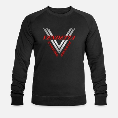 vendetta - Men's Organic Sweatshirt