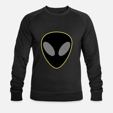 I Want To Believe alien i want to believe - Sweat-shirt bio Homme