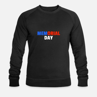 Navy Seals Memorial Day USA America - Men's Organic Sweatshirt