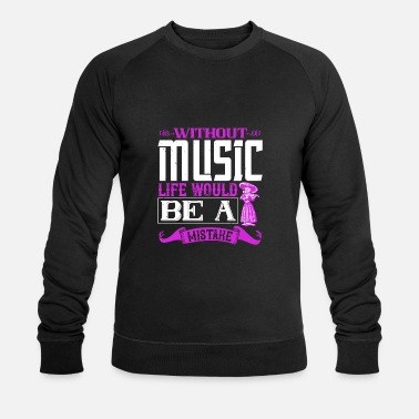 Violin Without Music, Life Would Be A Mistake - Sweat-shirt bio Homme