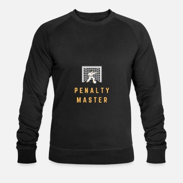 Goal Penalty Master - Men's Organic Sweatshirt