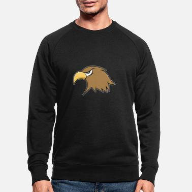 Beak Eagle beak - Men's Organic Sweatshirt