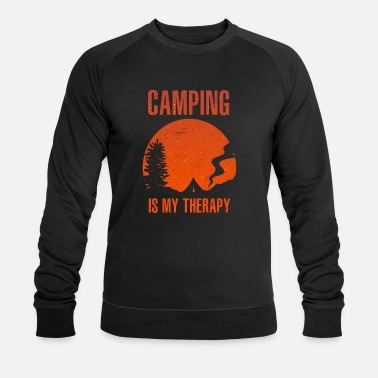 To Camp Camping Camping - Men's Organic Sweatshirt