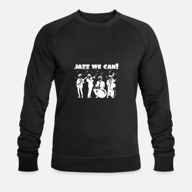 Jazz jazz - Mannen bio sweater